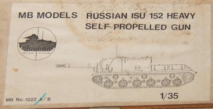1022 ISU-152 Image