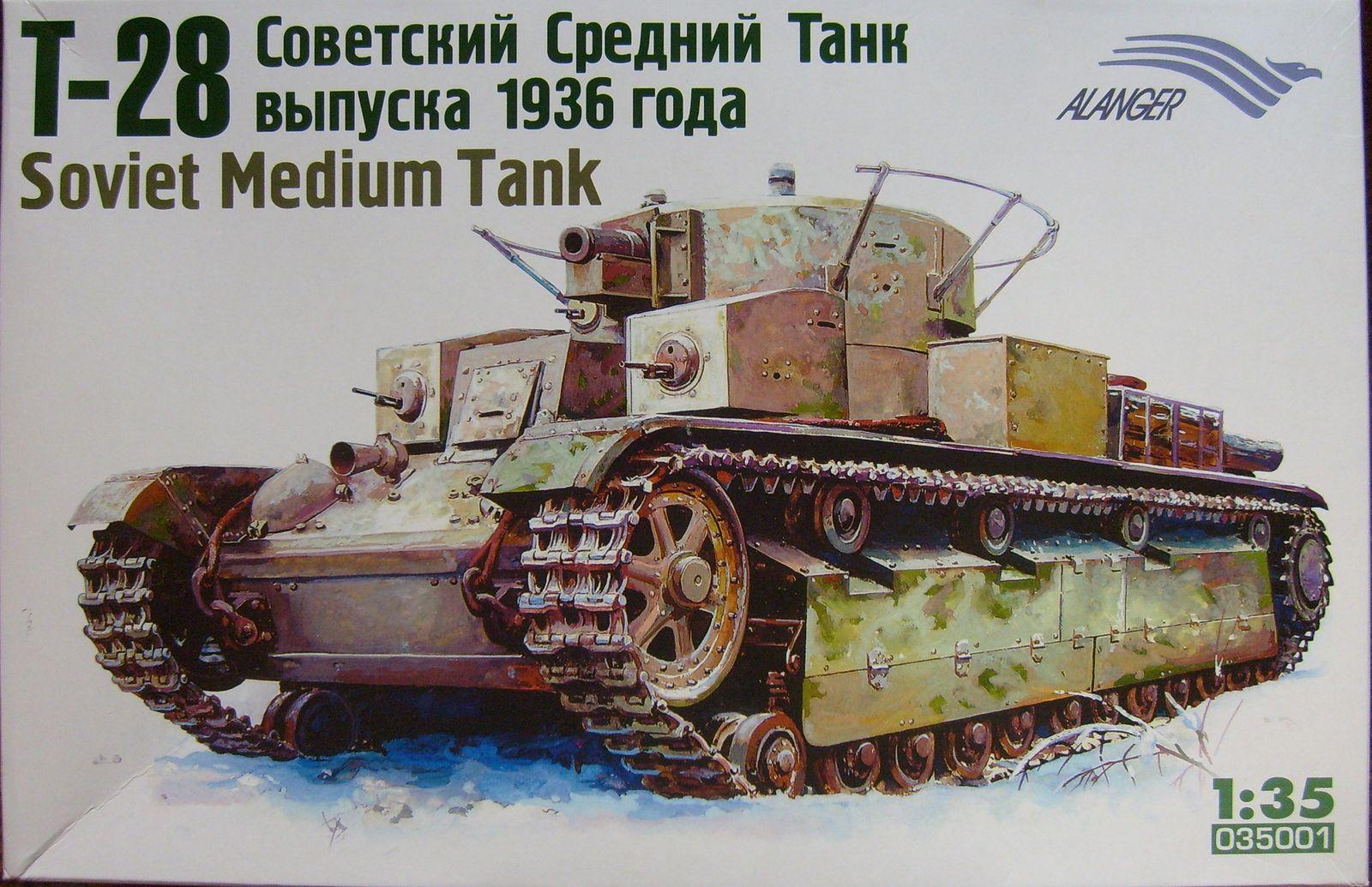 035001 T-28 Model 1936 Image