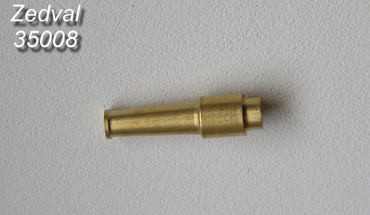 35008 76mm gun barrel KT-28 Image