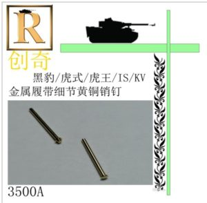 3500A IS/KV brass details pin Image
