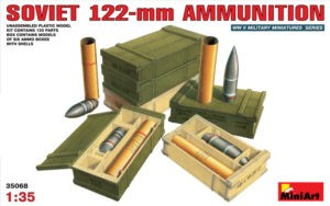 35068 122mm AMMUNITION Image