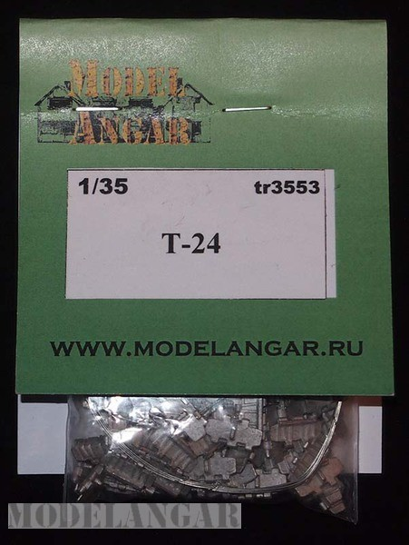 tr3553 Tracks T-24 Image