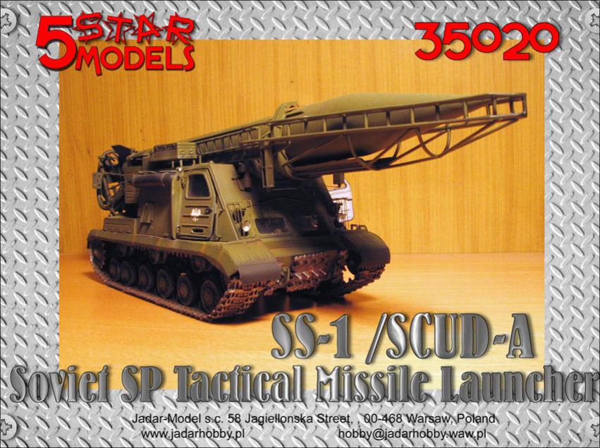 35020 SS-1/SCUD-A Image