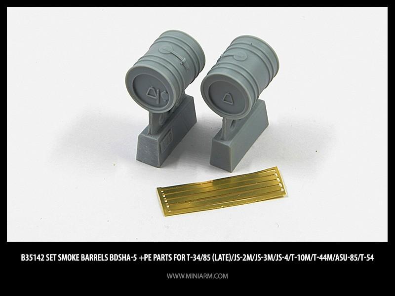 B35142 Smoke barrels BDSha-5 Image