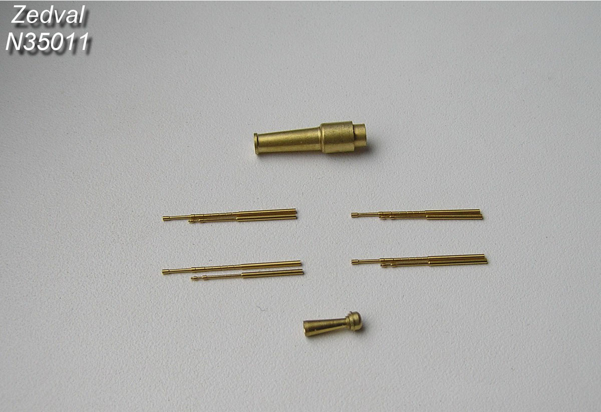N35011 Set of parts for the T-28 Image