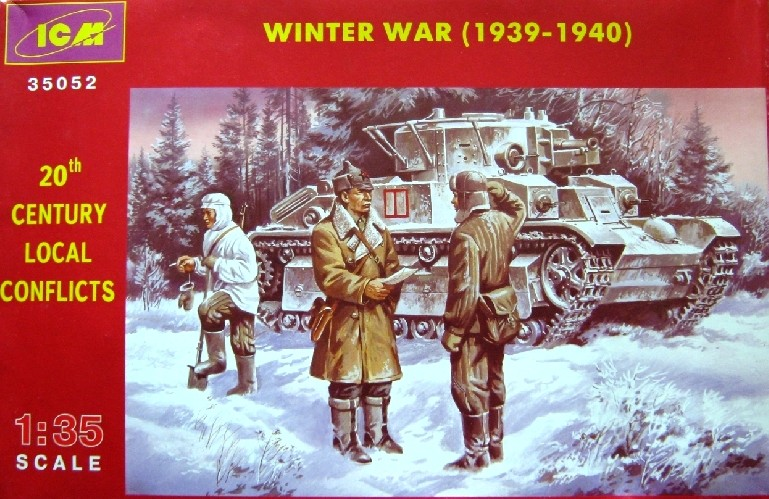 35052 Winter War (1939-1940) Image