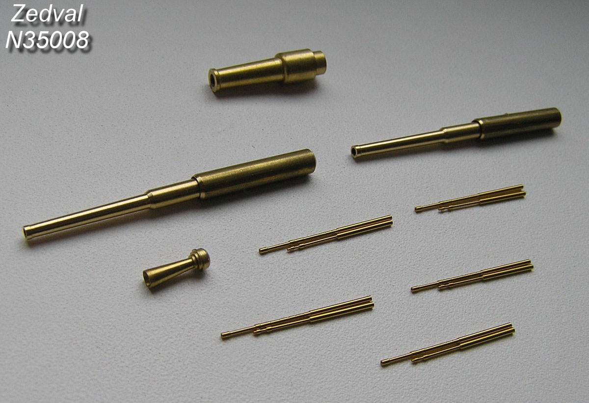 N35008 Set of parts for the T-35 Image