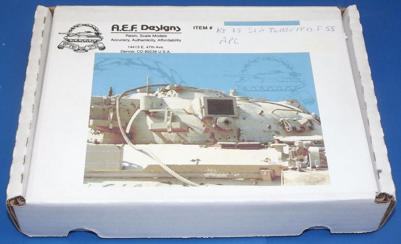 KI-75 SLA Turret Image
