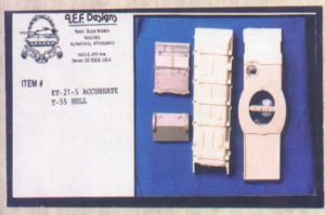 KT-21-5 T-55 HULL Image