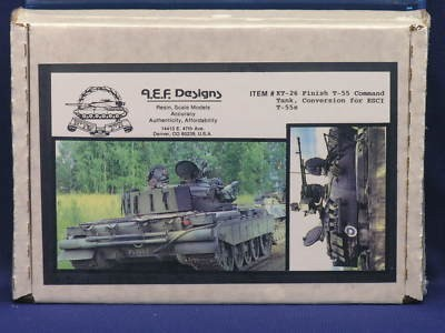 KT-26 Finish Command T-55 Image