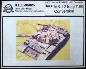 MK-12 Iraqi T-69 Image