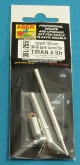 35 L-255 105mm M-68 barrel Image