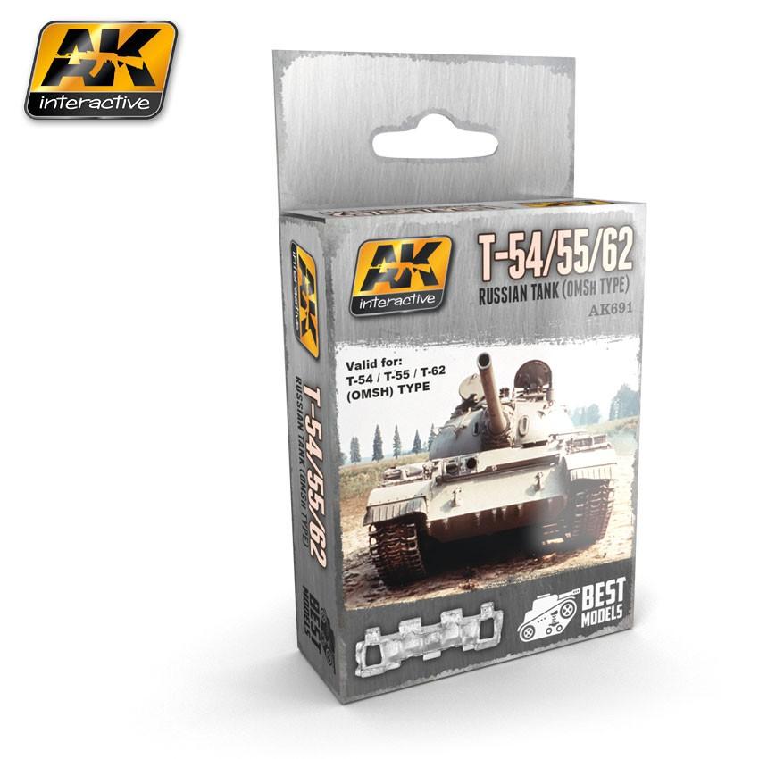 AK691 T-54, T-55, T-62 (OMSH TYPE) Image