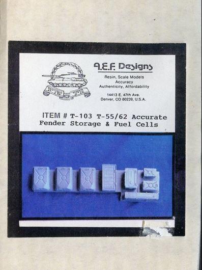 T-103 T-55/62 Fender Storage & Fuel Cells Image