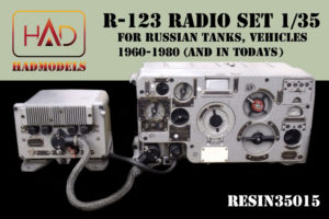 35015 R-123 Radio set Image