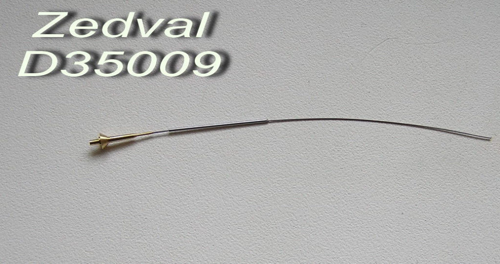 D35009 Antenna for radio R-123 Image