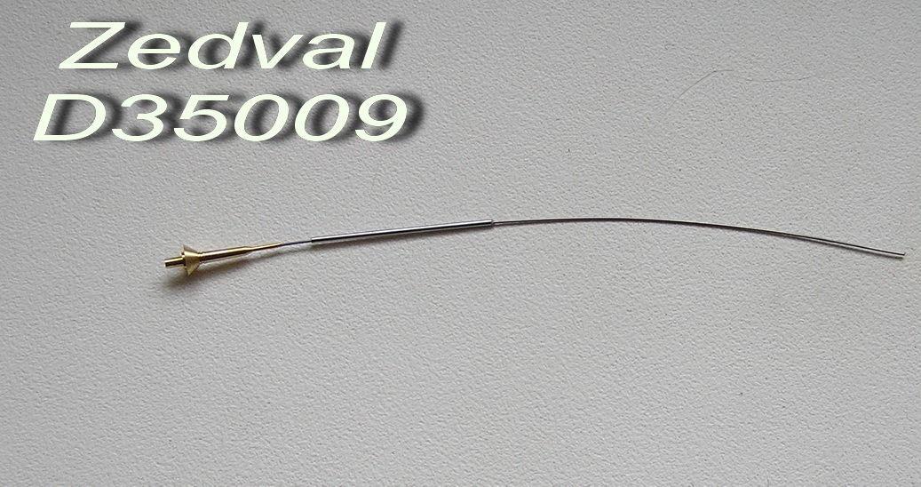 D35009 Antenna for radio R-123 Image