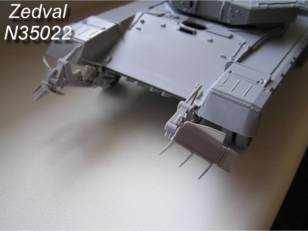 N35022 Knife mine sweeper KMT-8 Image