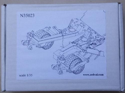 N35023 KMT-7 w/knife section Image