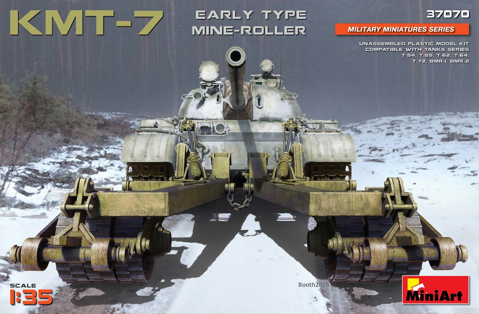 37070 KMT-7 Early Type Image