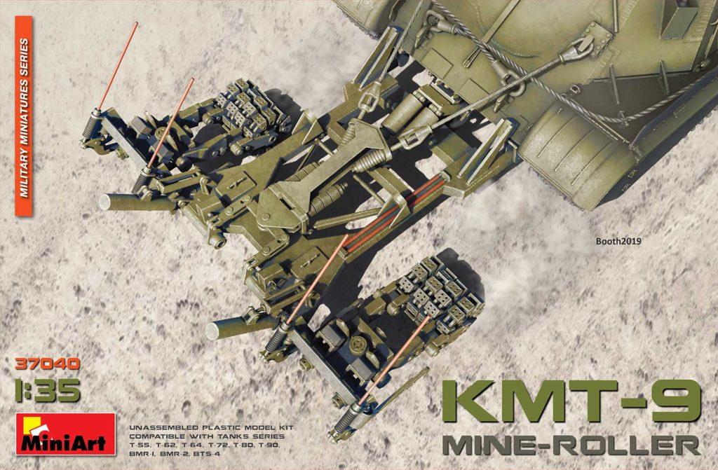37040 Mine-Roller KMT-9 Image