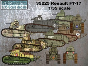 35225 Renault FT-17 Image