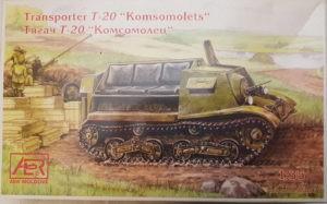 011 T-20 Komsomolets Image