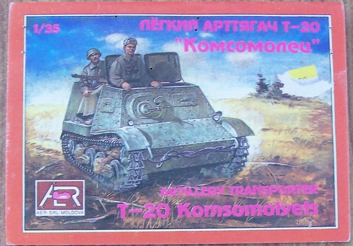 4 T-20 Komsomolyets Image