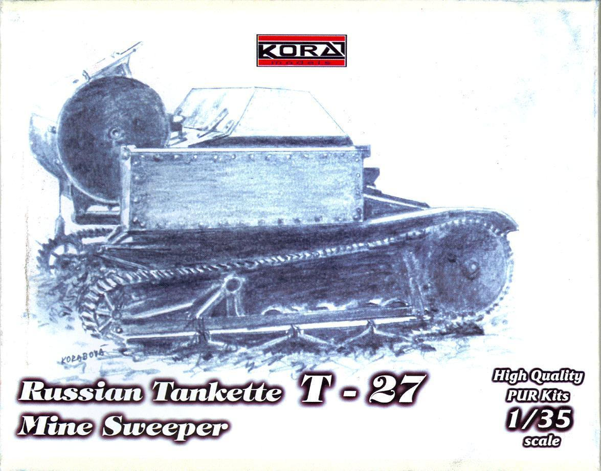 35012 T-27 Mine Sweeper Image