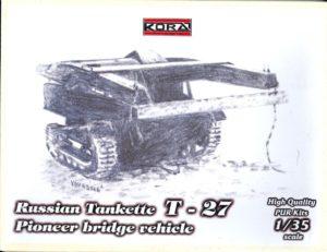 35013 T-27 Pioner bridge vehicle Image