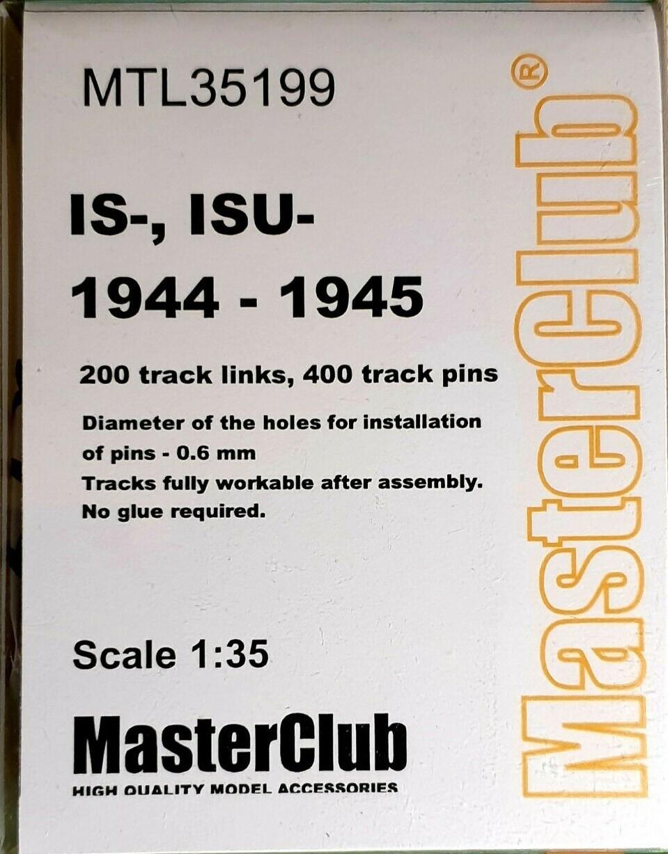 MTL-35199 IS-, ISU- 1944-1945 Image