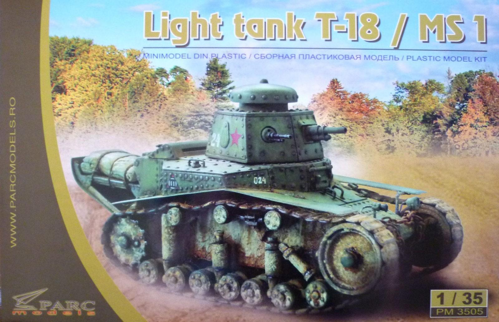 3505 T-18/MS1 Image