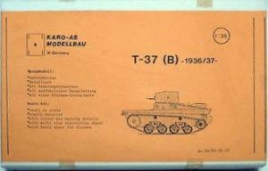 KA/EP-35.22 T-37(B) 1936/37 Image