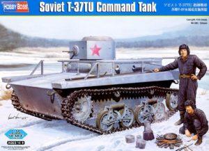 83820 T-37TU Command Tank Image