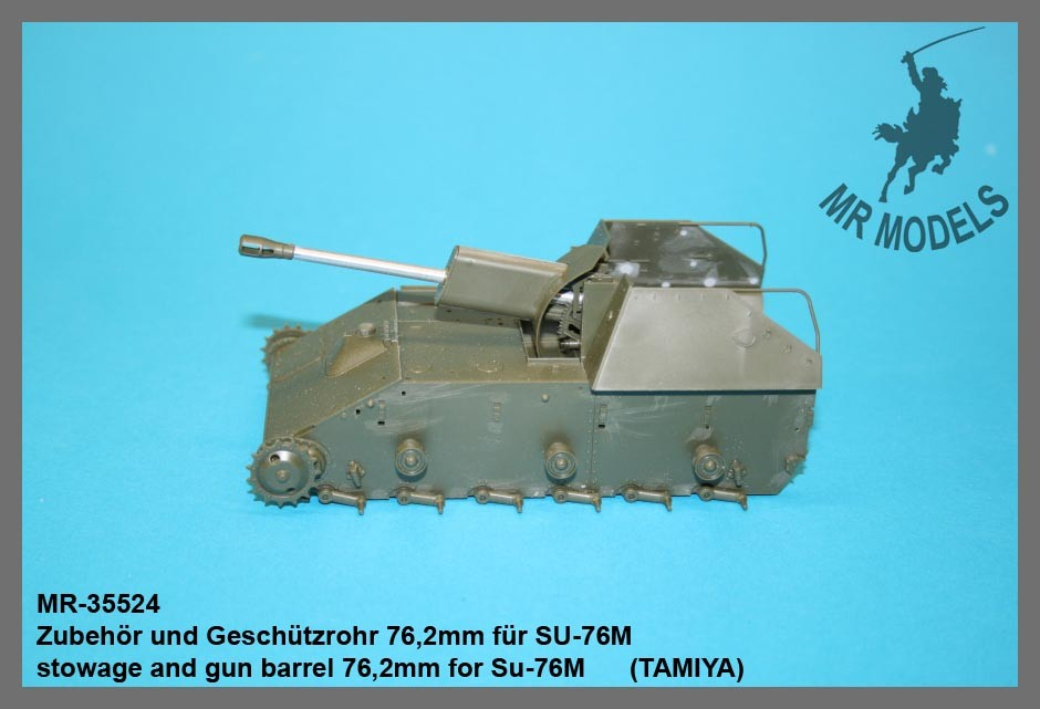 MR-35524 Stowage & Gun Barrel Image