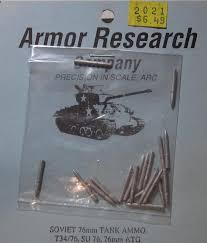 ARC-2021 Soviet 75mm Tank Ammo Image