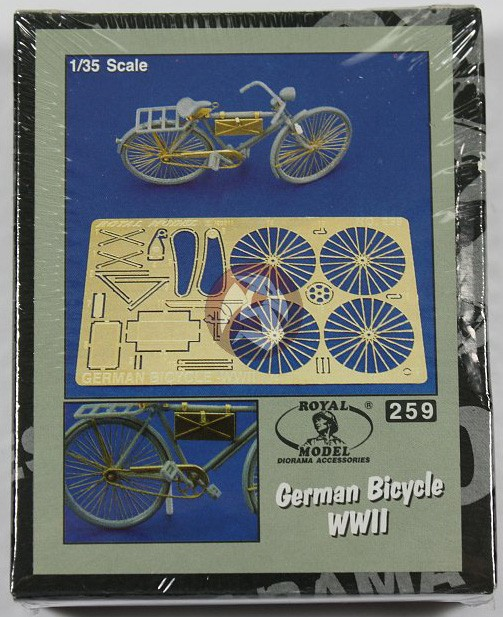 259 German Bicycle Image