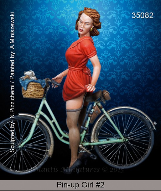 35082 Pin-up Girl #2 Image