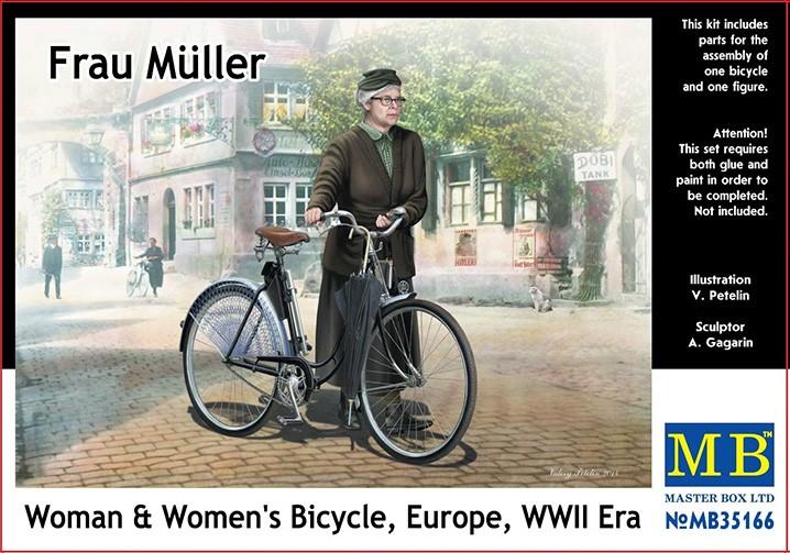 35166 Frau Müller Image