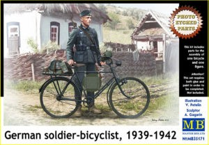 MB35171 German Soldier-bicyclist Image