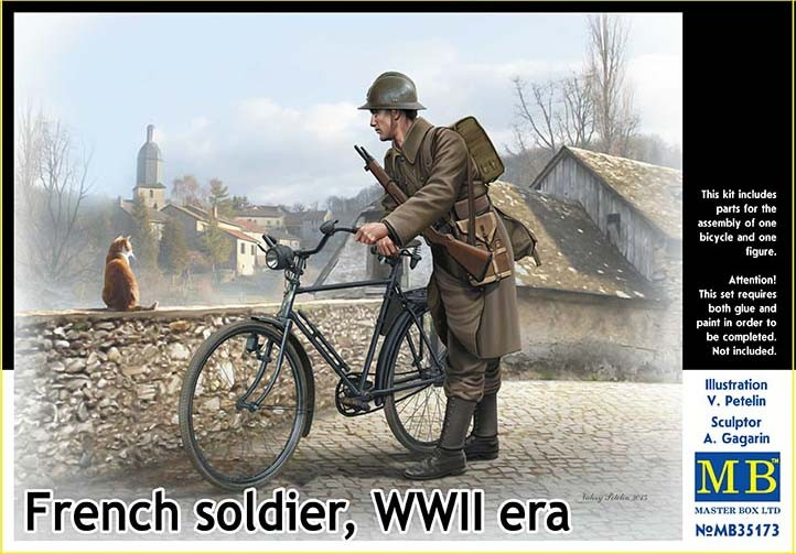 MB35173 French Soldier Image