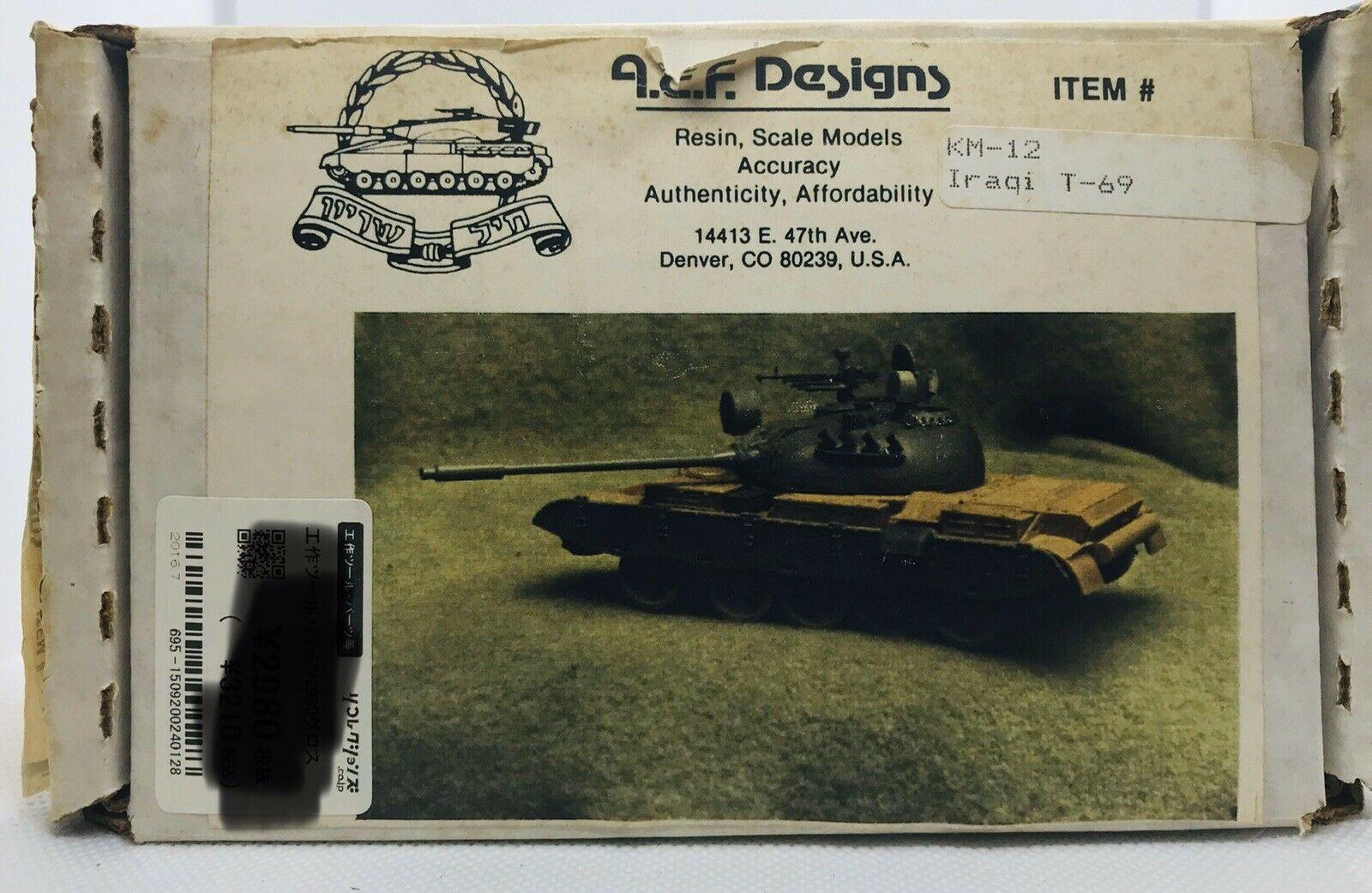 KM-12 Iraqi T-69 Image