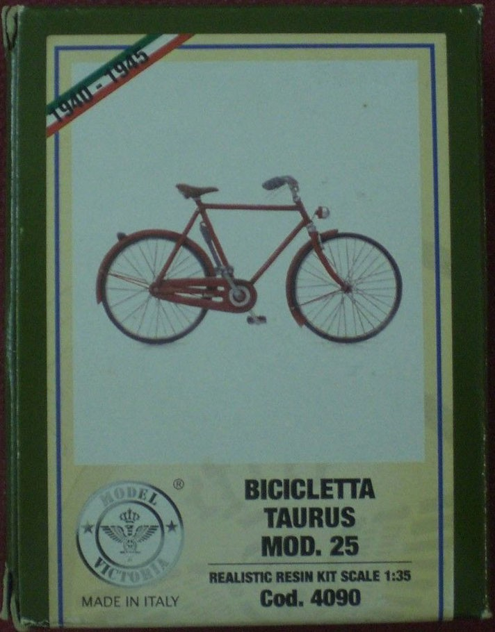 4090 Taurus Bicycle model 25 Image