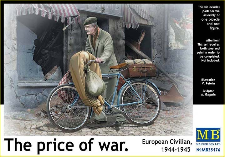 MB35176 The price of war Image