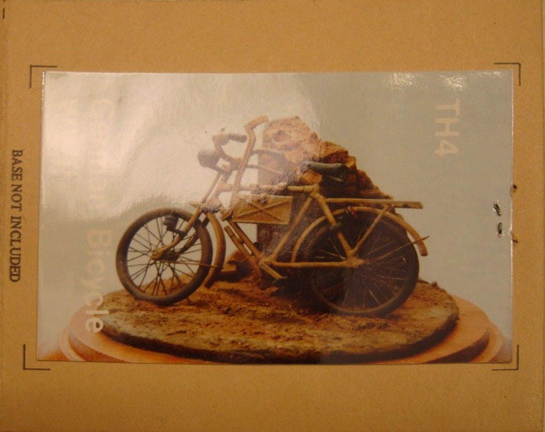TH4 German Bicycle Image
