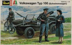 H-2134 Volkswagen Typ 166 (Schwimmwagen)