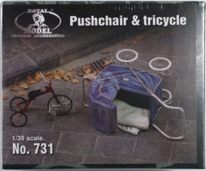 731 Pushchair & tricycle Image