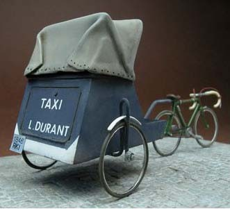 A089 Bicycle taxi Image