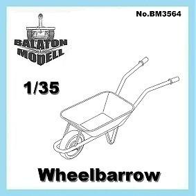 BM3564 Wheelbarrow Image