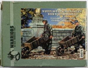 35074 Waffen SS w/Wheelbarrows Image